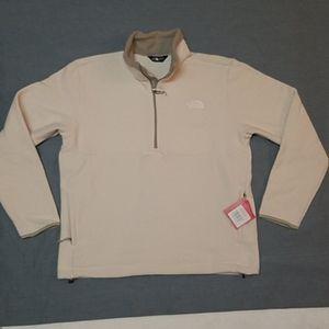 LARGE The North Face Fleece pullover sweatshirt